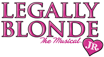 Legally Blonde The Musical Logo Legally Blonde Cast List
